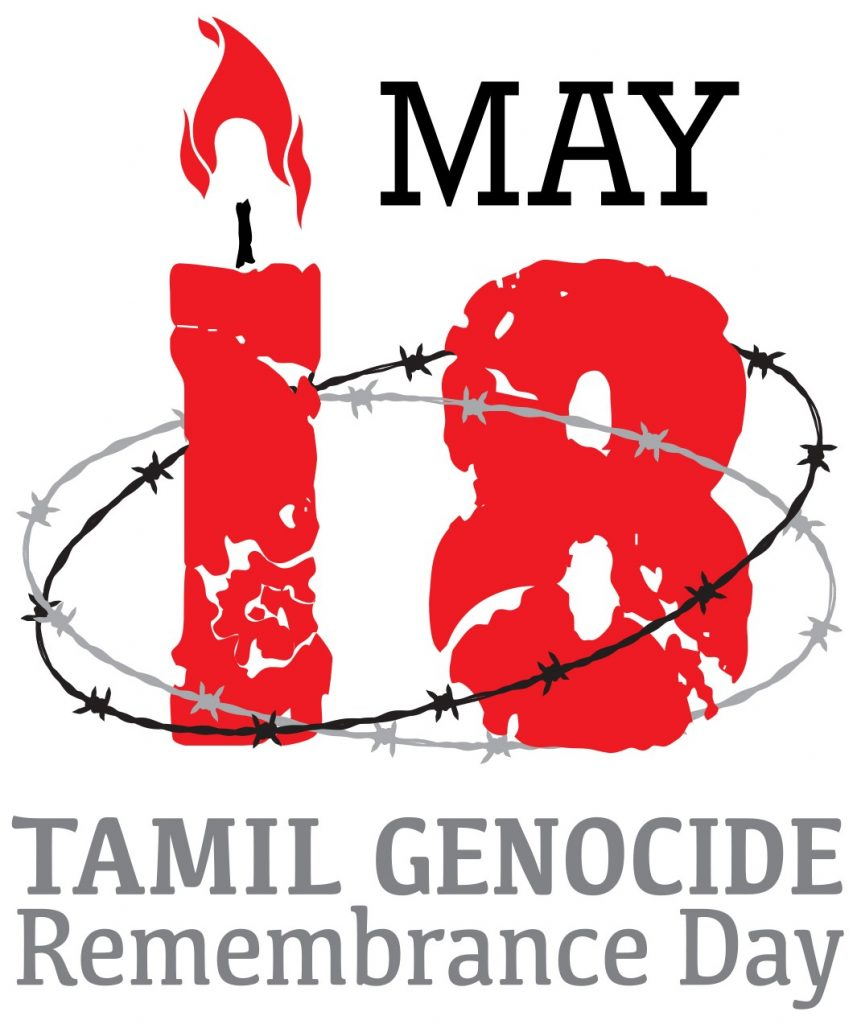 Mullivaikkal Remembrance Day2020