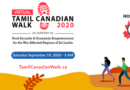 12th Annual Tamil Canadian Virtual Walk-Hosted By : Canadian Tamil Congress