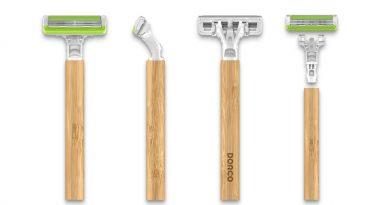 Green Technology DORCO வரவிருக்கும் தயாரிப்பு அறிவிப்பு Bamboo (மூங்கில்) Hybrid Razor