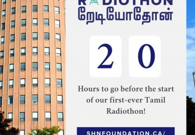 First-ever Tamil Radiothon for Scarborough Health Network