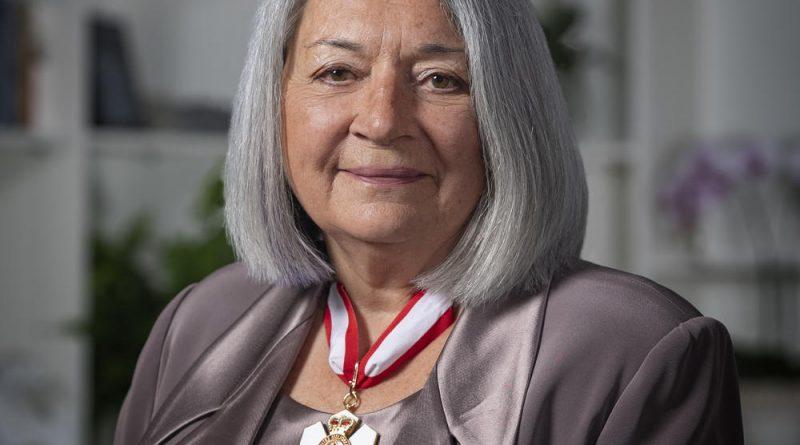 கனடாவின் 30 வது Mary Simon is Canada's 30th Governor General