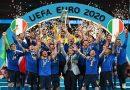 இத்தாலி Euro 2020 Final சாம்பியன் two-time EURO champions