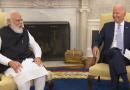 Prime Minister Narendra Modi visits the White House